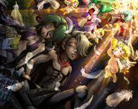 クレア の 秘宝 伝 女神 の 夢 と 魔法 の 遺跡 ボーナス 終了 画面